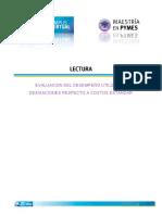 Material de Lectura Informe de Desempeño Costo Estandar (1)