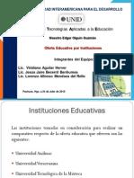 Detalle Oferta Educativa