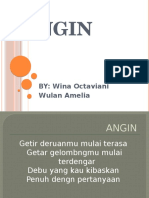 ANGIN by Wina,Wulan