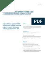 APICS Oracle Resource Center Case Study