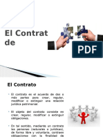 Derecho Empresarial - Contratos