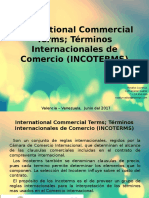International Commercial Terms