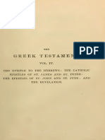 The Greek Testament Vol 4