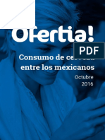 Estudio Consumo Cerveza Mexicanos Ofertia