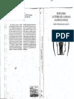 Kurt Lewin Teoría Del Campo Pag 150-210