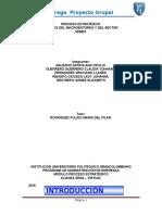 Analisis Macroentorno Sector 1mer Pe