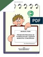 Sistema de Participación Ciudadana Para La Gestion Concertada