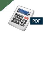 tipos de calculadora