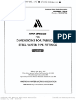 AWWA C208 - Fabricated steel pipe fittings.pdf