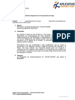 Modificacion Reglamento Del Cp