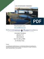 El agua y los Contaminantes Industriales 2 .pdf
