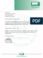 Certificado Do Curso Doutrinas Básicas - Instituto Bíblico Bbn