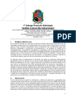 Estudio Hidrologico Cuenca Rio Subachoque