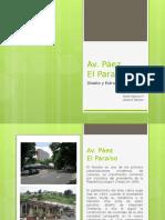 Presentacion Av Paez