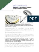 Los Termómetros Bimetálicos y Su Modo de Funcionamiento