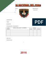 Monografia y La Polcia y Sociedad