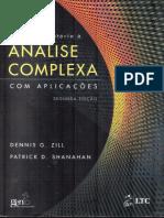 Análise Complexa com Aplicações - Dennis G.Zill e Patrick D. Shanahan.pdf