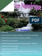 Régulation NumériqueMIII (Partie I )