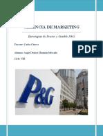 Estrategias de p&g Procter y Gamble