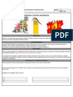 FT-SST-050 Formato Conformación de Brigada Contra Incendios