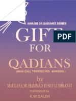 Gift for Qadians