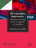 Gordillo-El Cuerpo Barroco