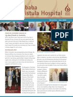 June 2008 Hamlin Fistula Aid Fund Newsletter