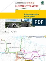 Traffic Management Underpass (Revisi Final ) - Rapat Andalalin 14-2-2017