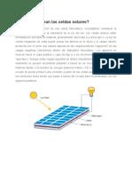 Cómo Funcionan Las Celdas Solares