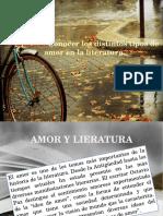 Amor y Literatura