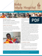 March 2010 Hamlin Fistula Aid Fund Newsletter