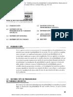 """11) Wayne, Daniel W. (2008). """"Distribuciones de Probabilidad"""" en Bioestadística Base Para El Análisis de Las Ciencias de La Salud. México Limusa Wiley, Pp. 83-123"""