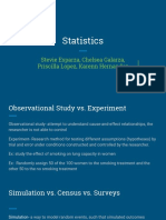 statistics presi