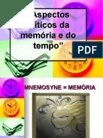 Aspectos míticos da memória e do tempo