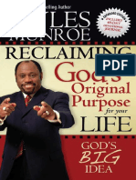 God's Big Idea - Myles Munroe