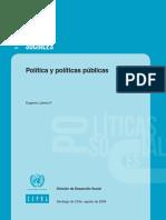 politica y politicas publicas cepal chile.pdf