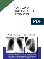 Anatomía Radiológica Del Corazón