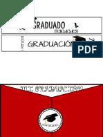 Invitacion para la graduacion