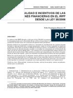 Dominguez - Neutralidad e Incentivos Fiscales Nuevo IRPF
