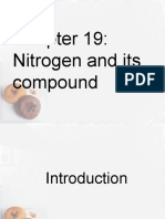 Nitrogen and Its Compound(Chapter 19)