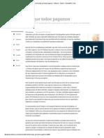 Demandas Que Todos Pagamos - Editorial - Opinión - ELTIEMPO