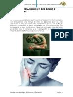 Manejo Farmacológico Del Dolor e Inflamación
