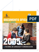 DEMRE Lenguaje 2004