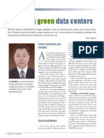 03-Experts' Forum--Building Green Data Centers