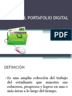 el portafolio digital