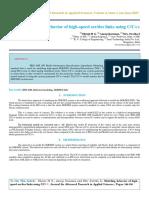 IAETSD-JARAS-Modeling behavior of high-speed serdes links using CC++
