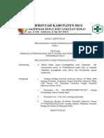 107. Kebijakan Peningkatan Mutu Klinik Dan Keselamatan Pasien