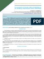 IAETSD-JARAS-Optimization of Process Parameters of Zirconia Reinforced Aluminium by Powder Metallurgy Using Response Surface Methodology