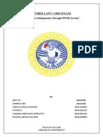 Copyrights Infringement through P2P File Sharing System