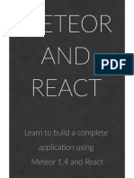 Meteor and React-preview